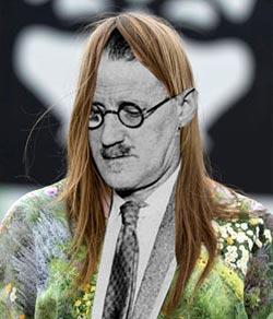 James Joyce and Helene Hagemann